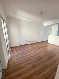 Apartamento com 2 dormitórios para alugar, 50 m² por R$ 1.040,00/mês - Demarchi - São Bern
