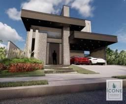 Casa com 3 dormitórios à venda, 227 m² por R$ 1.290.000,00 - Jardim Residencial Giverny -