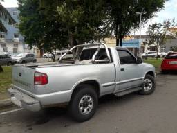 Pick-up S10/1995- Chevrolet Cabine Simples/ Gasolina e GNV