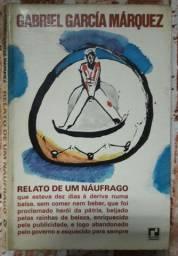 Livro: Relato de Um Náufrago