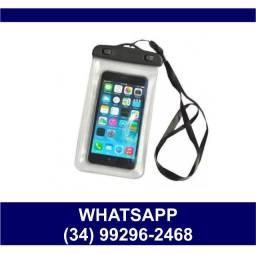 Capa Prova d?água para Celular * Entrega R$ 10 *Chame no Whats