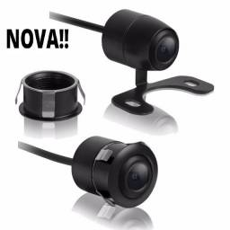 Câmera de Ré Automotiva Universal Nova Para Central Multimídia, Mp5, Dvd