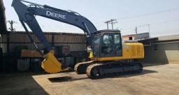 Escavadeira Deere