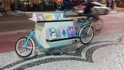 Bicicletas expositoras