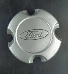 Calota Central Ford Eco Sport Original para roda de ferro