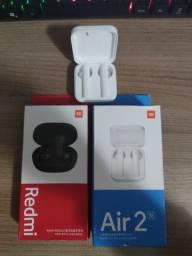 Redmi Airdots 2 e Xiaomi  Air 2 SE