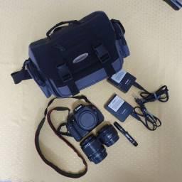 Kit Câmera Canon Reabel T3i