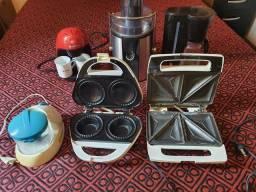 Eletrodomésticos novos e usados. R$ 180.00