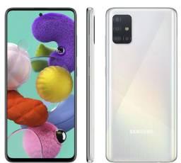 Troco celular Samsung A51 128gb