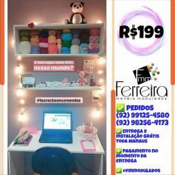 40. Promoção KIT Escritório Entrega e Instalação Grátis toda Manaus :)