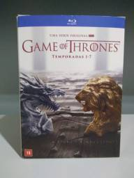 Game of thrones box blu Ray