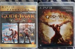 god of war / Troca por The Evil within