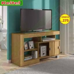 Rack P/ Tv Senna R$275,00 - cor: Freijó / Freijó