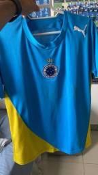 Camisa de treino Cruzeiro puma P