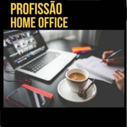 Curso Profissão Home Office - Trabalhe em Casa
