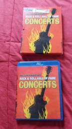 Rock & Roll Hall Of Fame - Blu Ray Duplo, Importado