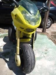 Moto Elétrica Bandeirantes GT2