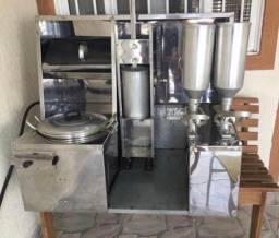 Máquina churros
