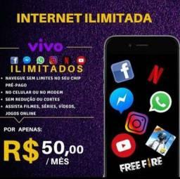 Serviço de internet (LEIA URGENTE )