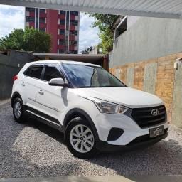Hyundai Creta attitude 1.6 flex automático 2020 única dona