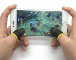 Luva de Dedo Para Celular Touchscreen /Call Of Duty / Pubg / Free Fire