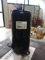 Compressor 12000 r410 220v Rotativo Higly Hitachi Asg 108sn-B7At