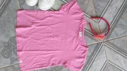 Tshirt róseo