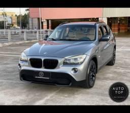 BMW X1 S-drive aut. 2012 *top*caramelo**impecável**financio 100% sem entrada**