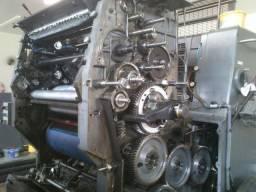 Manutenção mecânica Heidelberg Offset Sorm-Z GTo MO Sm CD