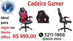 Cadeira Gamer PCYes Mad Racer STI Master, Reclinável, - Ideal para Home Ofiice ou Gamers
