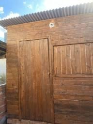 Peça madeira completa