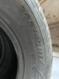 Título do anúncio: 4 pneus Pneu 265/65 R17 good year
