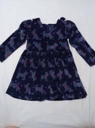 Lindo vestido tip top TAM 3 anos