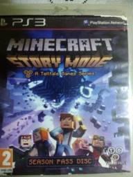 Minecraft PS3 R$80