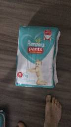 Fralda Pampers Pants - 42 unidades