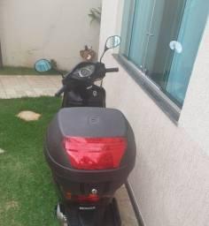 Baú moto