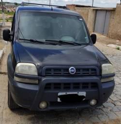 Fiat Doblô 2004 gasolina / gás
