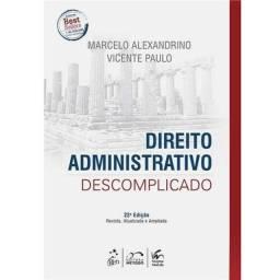 Direito Administrativo Descomplicado 22° edição