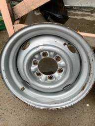 Rodas originais toyota bandeirante aro 16.