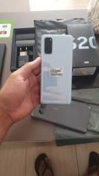 Samsung Galaxy S20 2 dias de uso