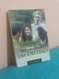 Livro Três Histórias um Destino