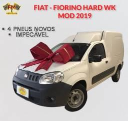FIAT - FIORINO HARD WORKING PNEUS NOVOS