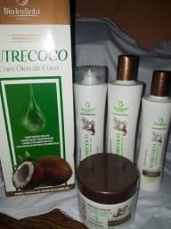 Nutrecoco com óleo de coco