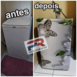 Envelopamentos adesivo