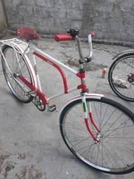 Vendo uma bicicleta antiga brasiliana Monark 1964 tudo novo