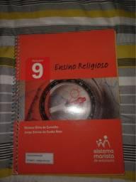 Livro Ensino Religioso Sistema Marista de Educação