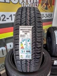Pneu Novo 215/65 R16 HT684 Dueler Bridgestone (Duster,Toro,Renegade,Sportage,Oroch,Vitara)