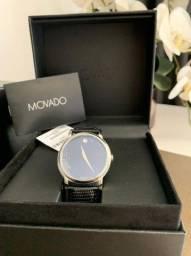 Relógio MOVADO Blue Swiss Movement Mens