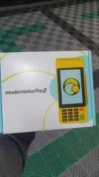 Maquininha Moderninha Pro2