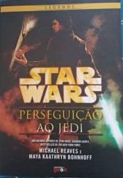Livros Star Wars em perfeito estado
